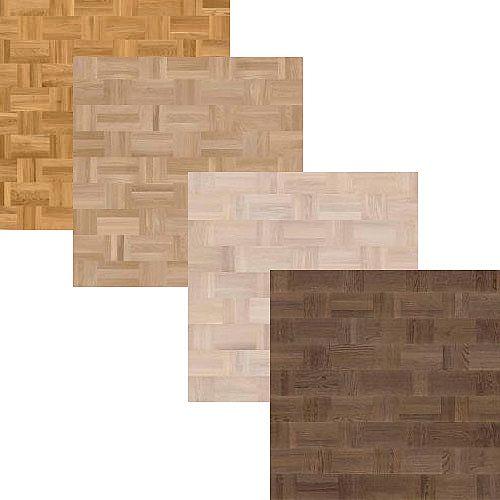 Atelier Noble 14mm Basket Weave Wooden Flooring