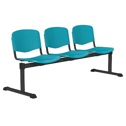 Pleasing Oi Series 3 Seater Bench Plastic Seat Sea Green Ocoug Best Dining Table And Chair Ideas Images Ocougorg