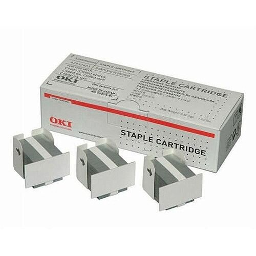 Oki B930 Laser Printer Staple Pack 01244301