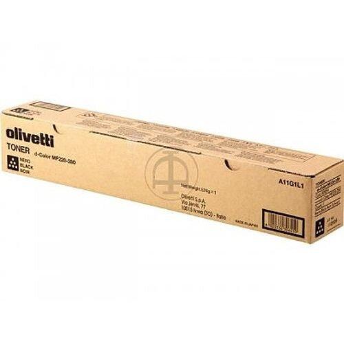Olivetti D-Color MF220/MF280 Toner Cartridge Black B0854