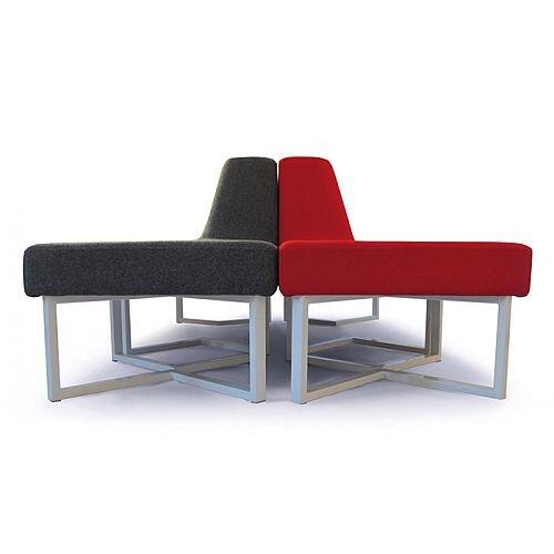 OLIVER Modular Seating Range