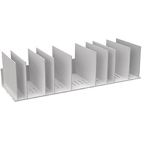 Paperflow Easy Office Individual Vertical Organiser Black 4933.01