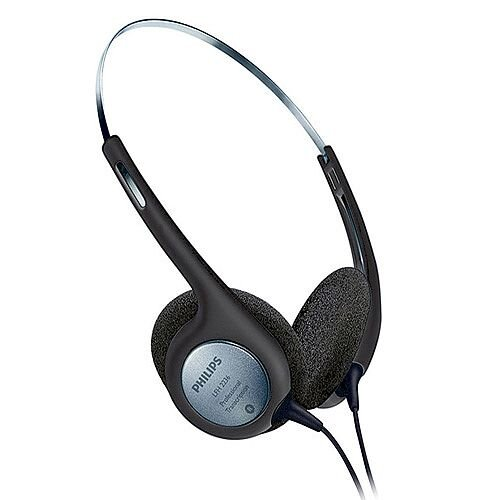 Philips Walkman-Style Stereo Headphones LFH2236/00