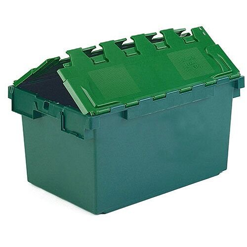 Plastic Container/Lid Green 25 Litre 306579