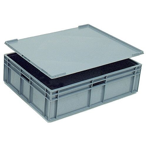 Plastic Lid for 400x300mm Grey 308690
