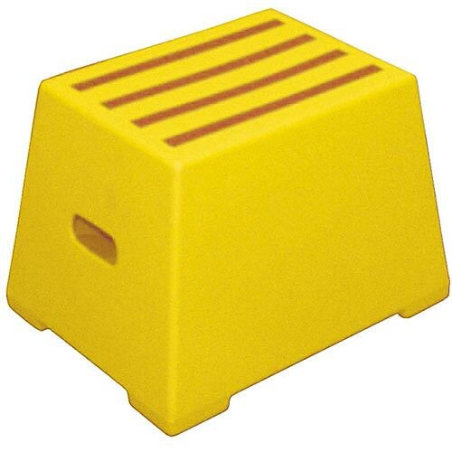 Plastic Safety Step 1 Step Yellow