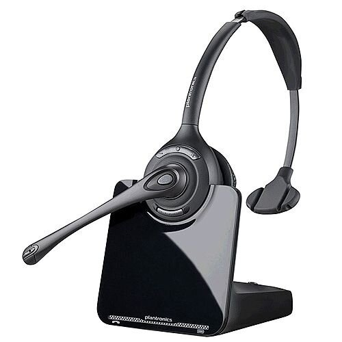 Headphones over head - Plantronics Voyager Edge - headset Overview