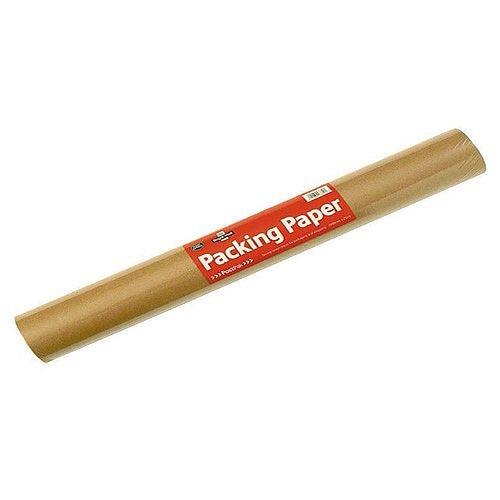 Post Office Kraft Brown Paper Roll 500mm x6 Metres 39116112
