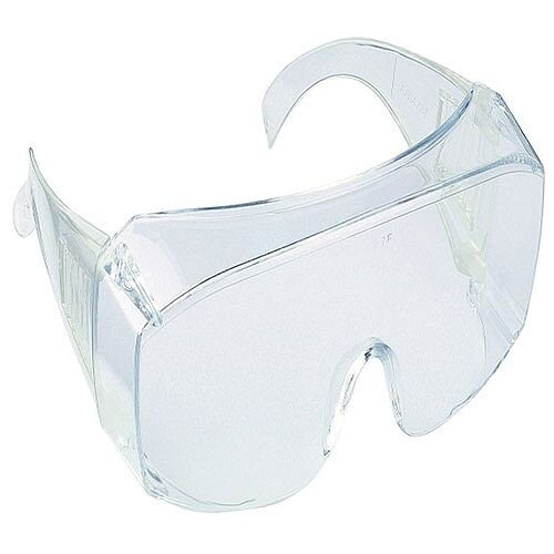 Proforce Clear Safety Glasses Over Spectacles FP03
