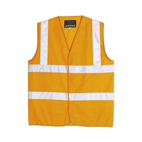 Orange High Vis Vests