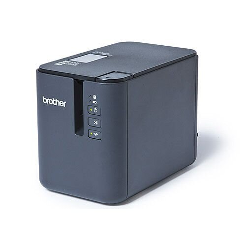 Brother PT-P900W Professional PC Connectable Label Printer With Integrated Wi-Fi