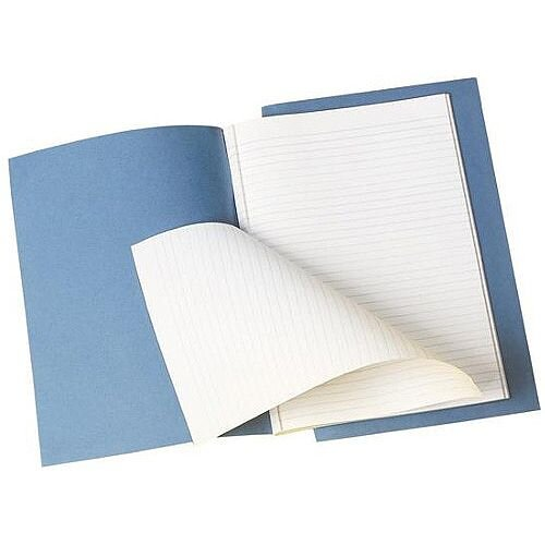 Q-Connect Counsels Notebook A4 Ruled Feint 10 Pack
