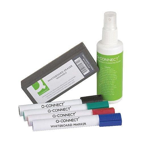 Q-Connect Economy Whiteboard Starter Kit KF10690
