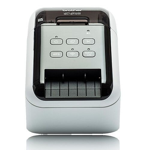 Brother QL-810W Label printer with USB Wi-Fi AirPrint