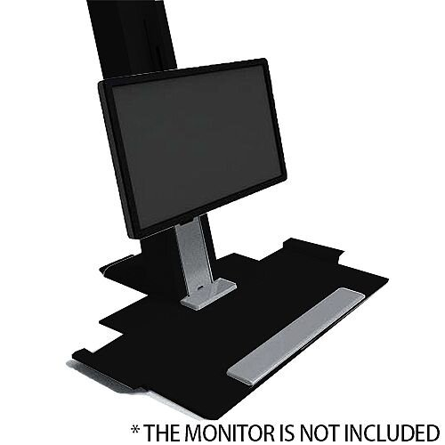 Humanscale Quickstand Height Adjustable Workstation Small