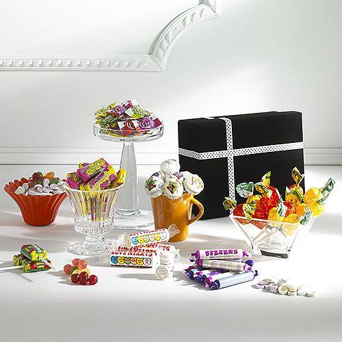 Retro Sweet Gift Box