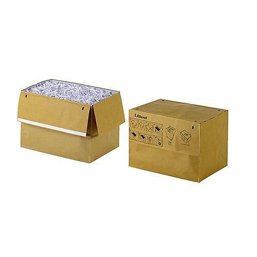 Rexel Shredder Sack 50 Litre Recycled Pack 50