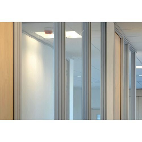 SAS SYSTEM 3000 Double Glazed Glass Office Partitioning System