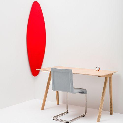 Shell Acoustic Corner Wall Panel