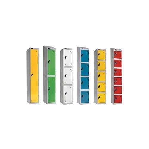 Sloping Top Lockers