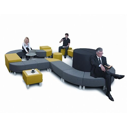 SNAKE Modular Soft Seating Range