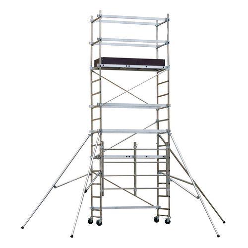 Speedy Work Platform Height 5.5m Frame Kit/Toeboards 780x1780mm 373691