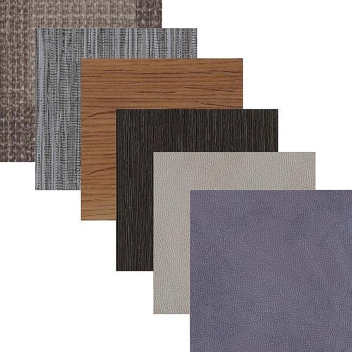 Square Compact Loose Lay Vinyl Tiles