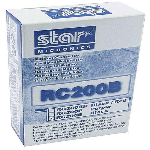 Star Fabric Ribbon RC200B/SP200 Black 30980112