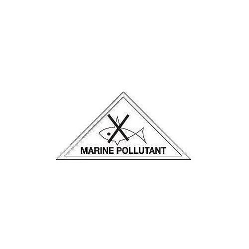 Adr, Rid, Idgm, Iata &Icao Labels With Class Numbers Marine Pollutant Hxw 250X250Mm