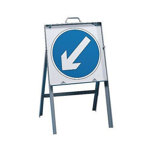 Free Standing Sign Frame 765mm High