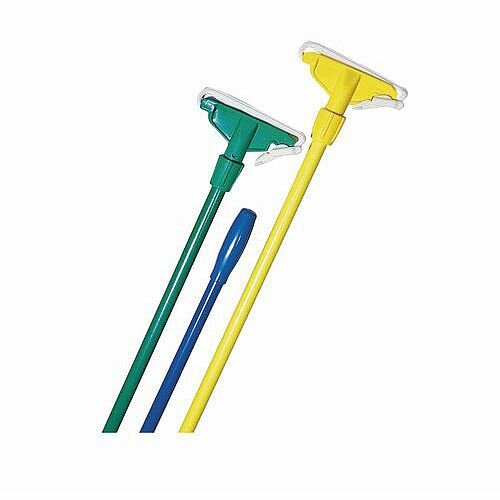 Kentucky Colour Coded Mop And Handle Green