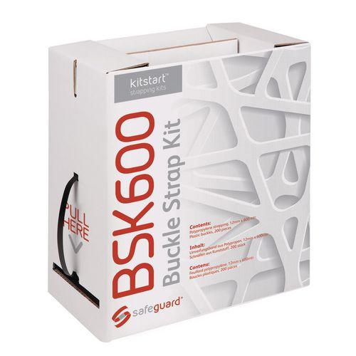 Polypropylene Band &Buckle Dispensing Box Kit