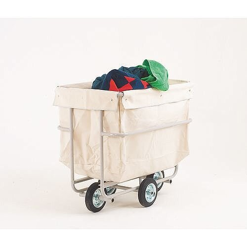 Linen Truck With Pvc Bags With Large Capacity Canvas Bag 136Kg Capacity