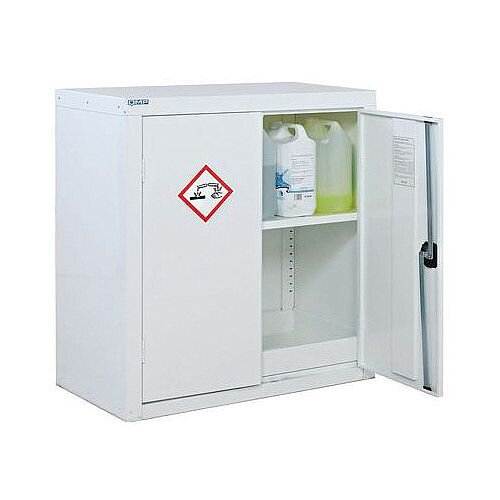Acid And Alkali Storage Cabinet HxWxD 700x900x460mm