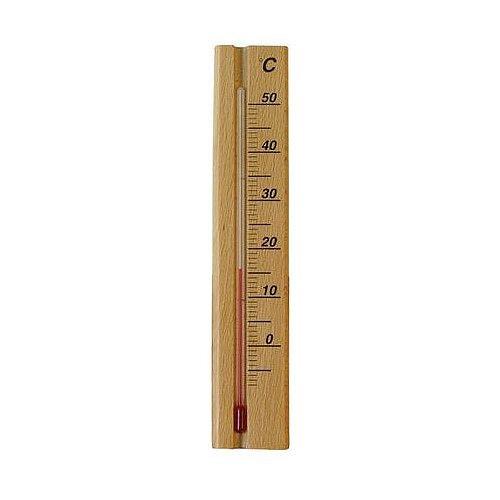 Indoor Thermometer Beech