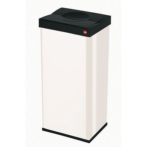 Simplehuman Swivel Top Waste Bin 60L White