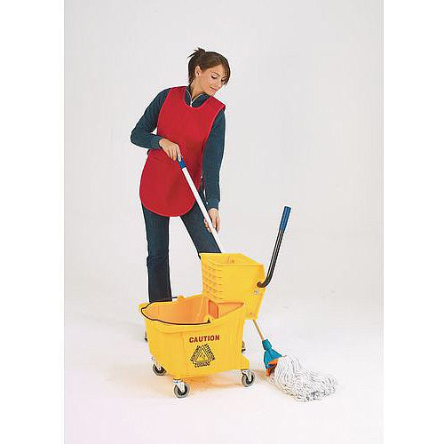 Single Mop Trolley