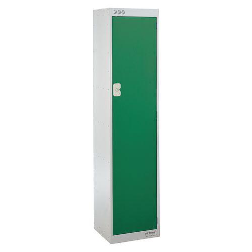 Office Locker Door Colour Green
