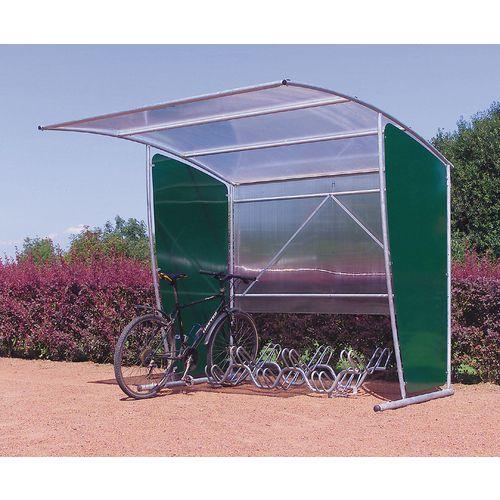 Economy Modular Cycle Shelter