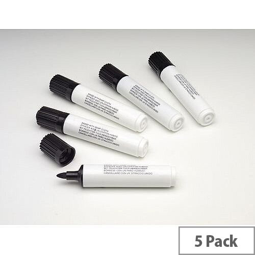 Marker Pen Wet Wipe Pack of 5