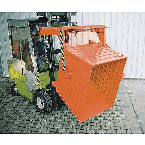 Stacking Tippers Orange Capacity 1000kg SY311940