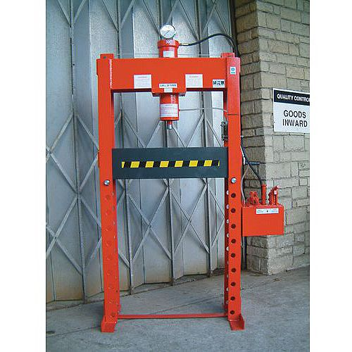 Hydraulic Workshop Press Capacity 15 Tons