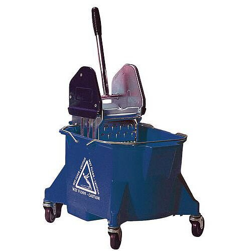 Colour Coded Mop Wringer Heavy Duty Blue