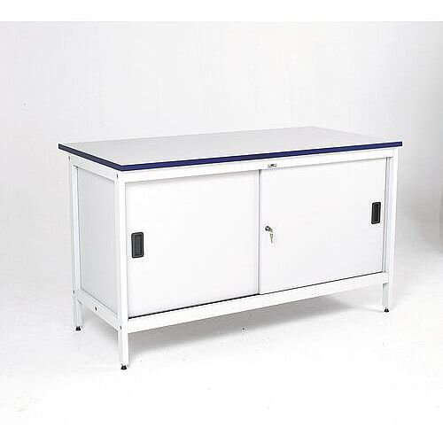 Heavy Duty Mailroom Bench H900 x D750 x L1800mm