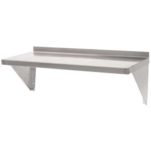 Stainless Steel Wall Shelf L 900mm