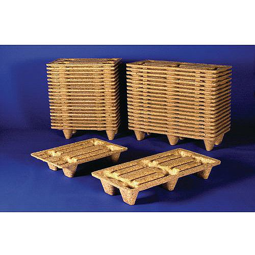 Nesting Presswood Pallet Wxlmm 600x800 Capacity 500kg