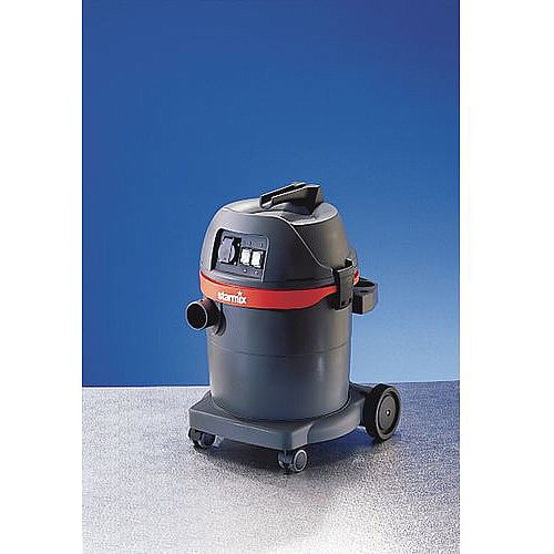 Semi-Professional Wet &Dry Vacuum Cleaner With Tool Storage Space