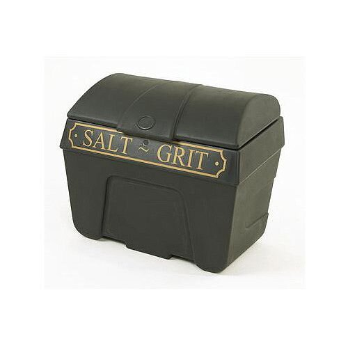 200L Victoriana Salt And Grit Bin Without Hopper Feed 200L Capacity