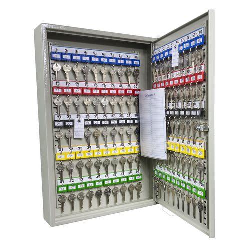 Key Cabinet With Key Lock For 100 Keys