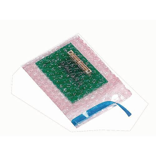 Anti-Static Bubble Film Pouch 380x425mm Pack of 150